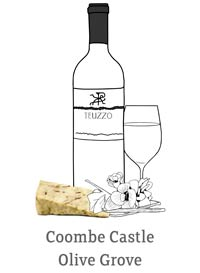 Coombe Castle International Savoury Blends Olive Grove